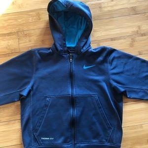 Nike Shirts & Tops - Boys Nike zip up sweater